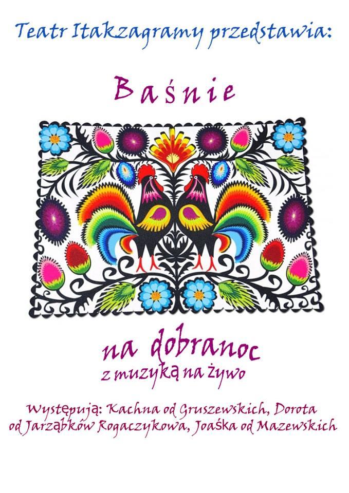 plakat - baśnie polskie